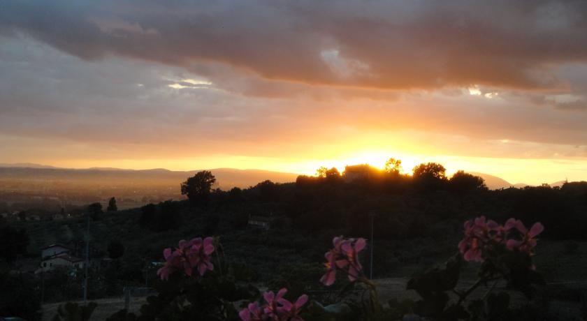 Camere a 3 km dal centro di Assisi