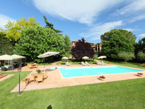 Casa Vacanze in Umbria con Piscina