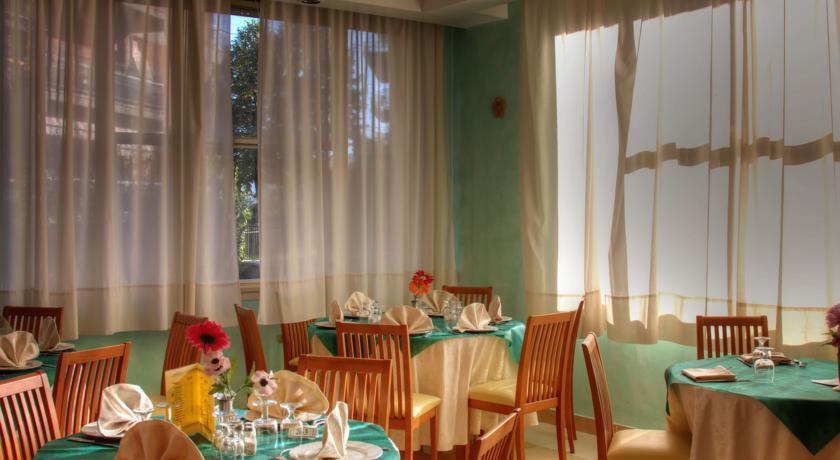 sala ristorante LUNA