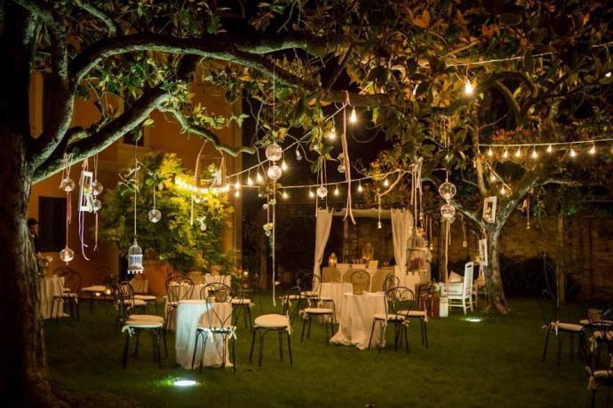 Villa di prestigio servizio wedding-planner Perugia