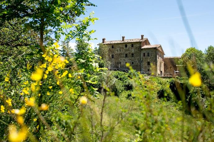 Villa con Camere e Appartamenti Ristorante Umbria