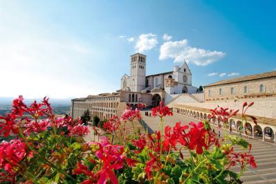 Assisi a soli 20 km