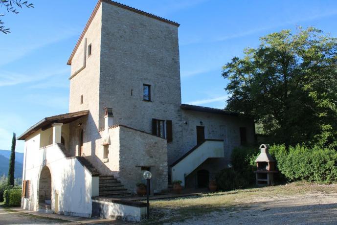residence con appartamenti in antico borgo