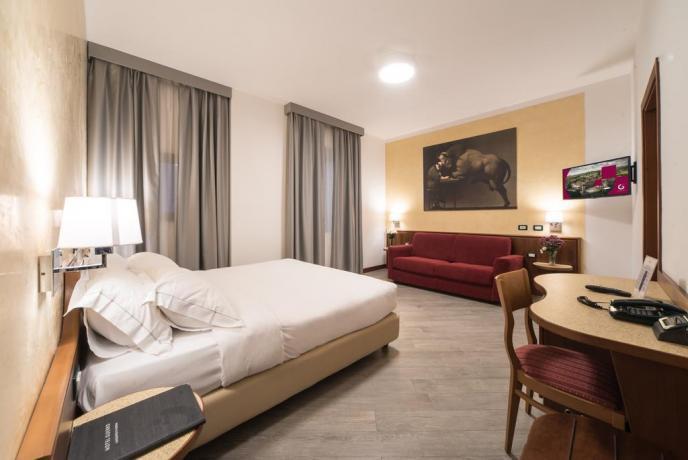 Hotel Lo Chef vicino Autostrada Modena-Sud con Ristorante
