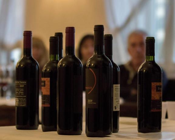 vino albergo toscana terme saturnia