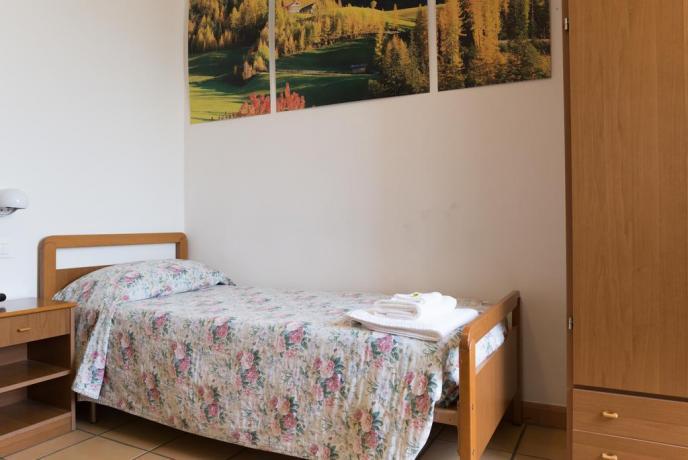 Camere economiche ad Assisi