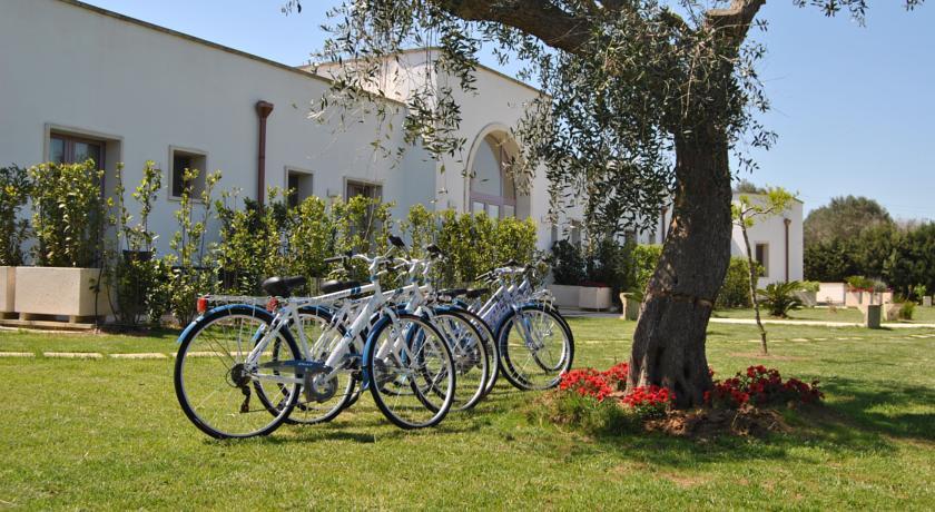 Bici a disposizione al B&B vicino Otranto
