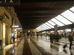 Trainstation Santa Maria Novella