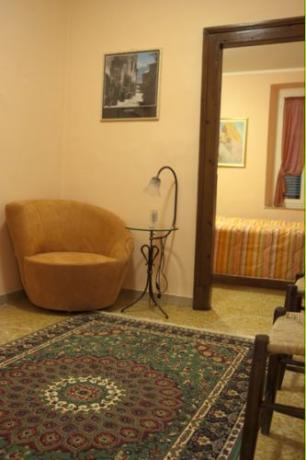 Appartamenti con salottino