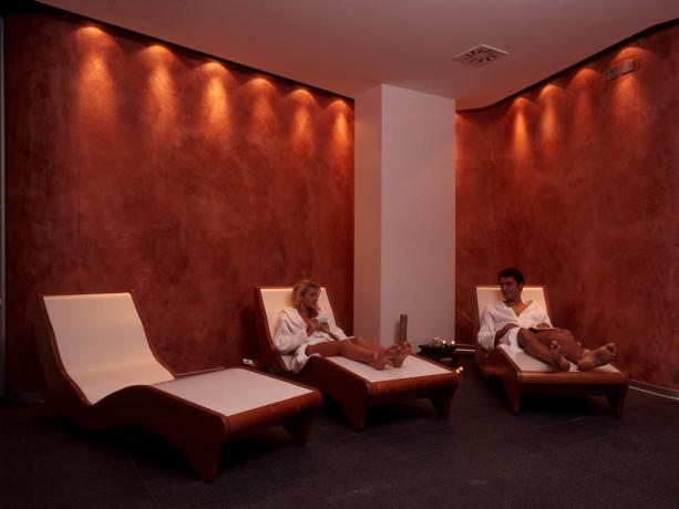 Hotel relax con Spa, servizi benessere vicino Pescara