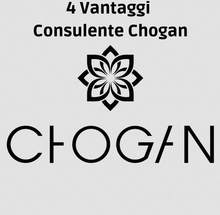4 Vantaggi del Consulente Chogan