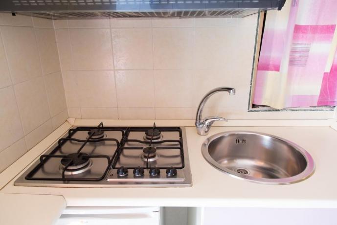 Appartamenti in Villaggio a Paestum con Lavanderia