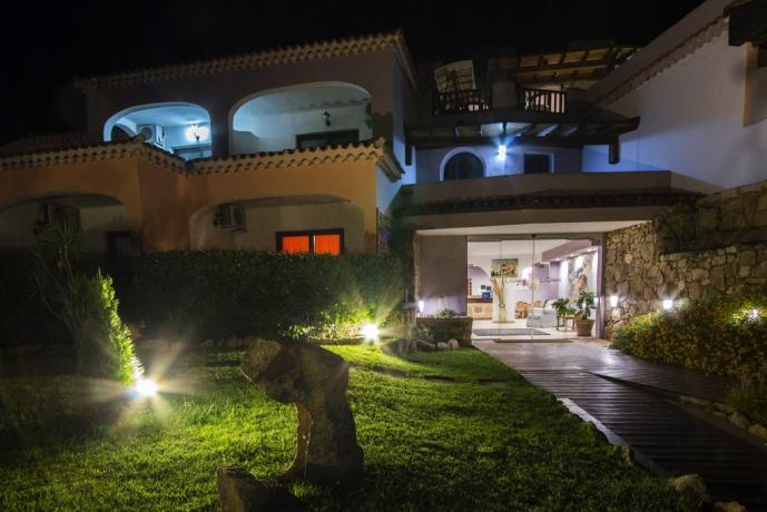 Hotel con piscina centro benessere a baja sardinia