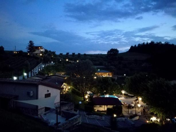 Hotel Umbria Resort SPA immerso nel verde dell'Umbria