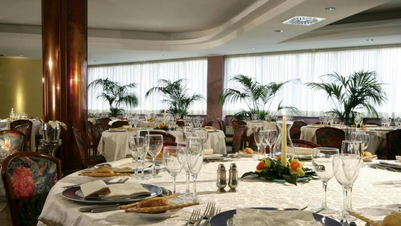 Ottimo ristorante in albergo 4 Stelle ad Avezzano