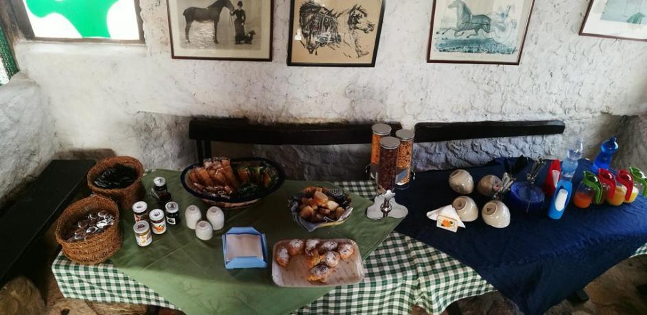 Colazione Buffet in Villaggio Sicilia