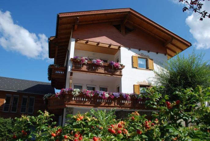Residence immerso nel verde in Trentino