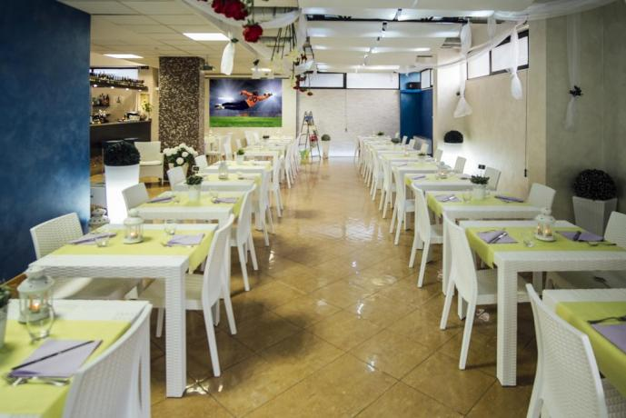 Pizzeria ristorante in Hotel Elité ad Avezzano