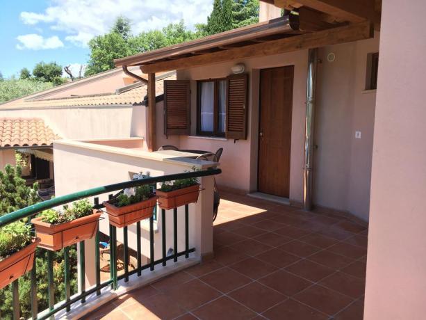 Ingresso villa vacanze Perugia Umbria vicino Lago Trasimeno