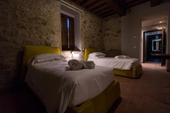 Camera Suite Agriturismo a Gubbio