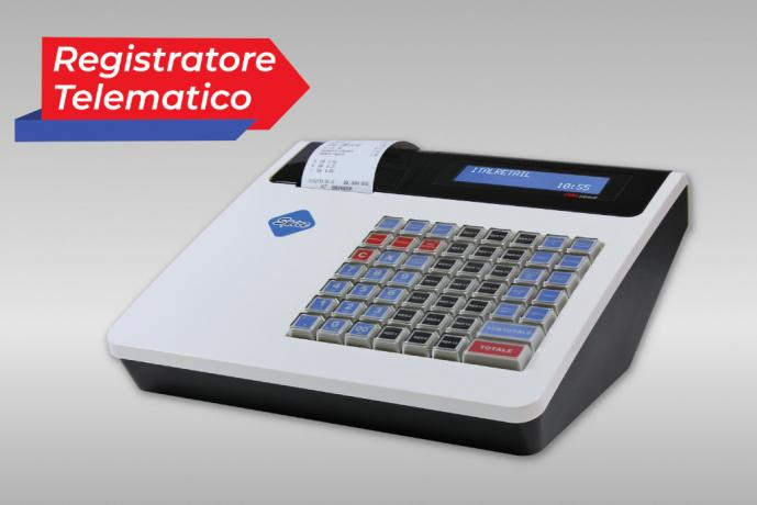 Registratore di cassa Italretail SPICE