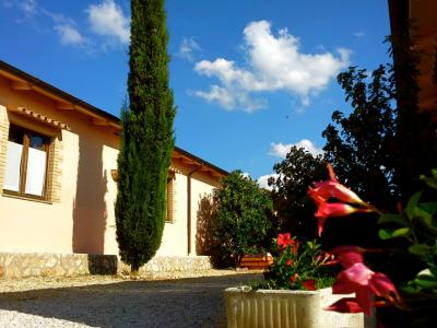 Agriturismo immerso nel verde