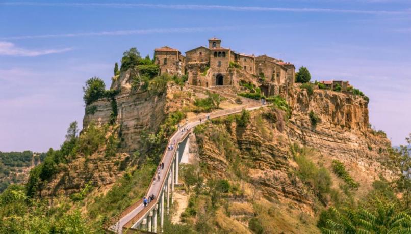 Hotel vicino Civita-di-Bagnoregio Magliano-Sabina Uscita A1 Lazio
