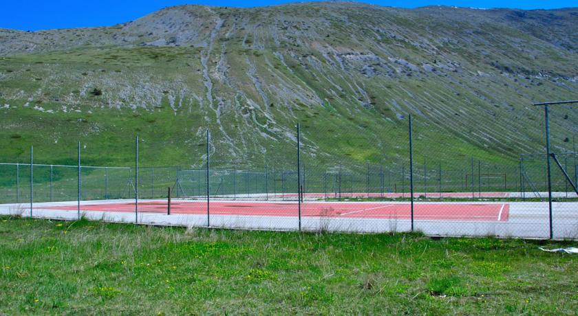 Impianti sportivi Hotel Campo Felice Ritiri Sportivi