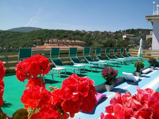 Hotel a Chianciano Terme con SPA