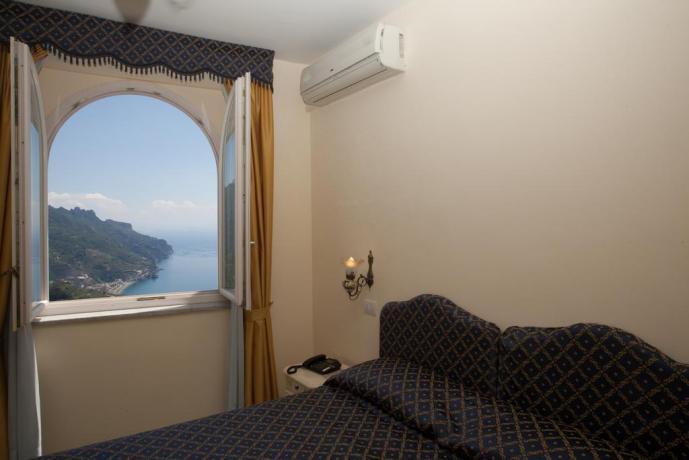 Camera matrimoniale in Residence a Ravello + condizionatore