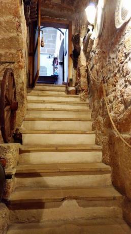 Entrata Ristorante Hotel in Salento
