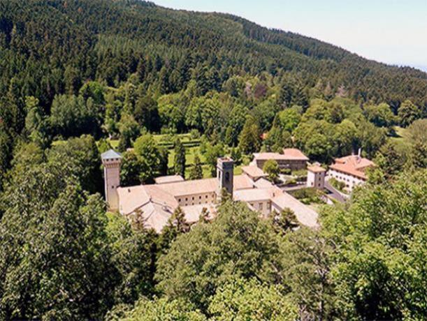 Itinerari storici e culturali all'abbazia Vallombrosa