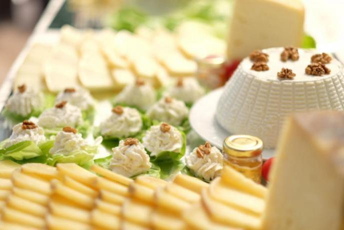 Ottimo Buffet ristorante albergo in Abruzzo vicino L'Aquila