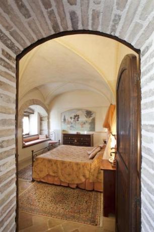 Suite Madre Terra lusso ad Assisi centro