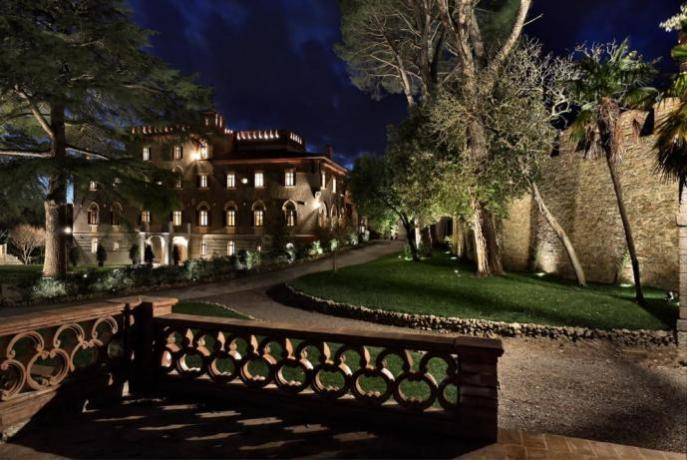 Hotel 5stelle per eventi privati Umbria vicino Assisi