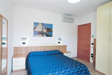Camera Matrimoniale in hotel 3 stelle Alba Adriatica