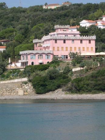 Il Nostro Hotel a Picco sul Mare