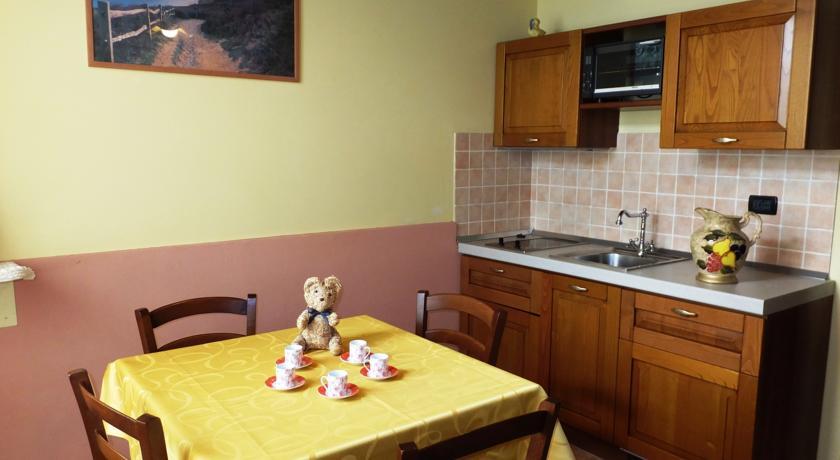Appartamento a Montecarotto con cucina