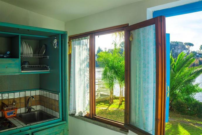 Camere appartamenti con cucina, 'Casa Sul Lago'