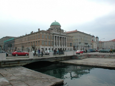 The channels of Trieste