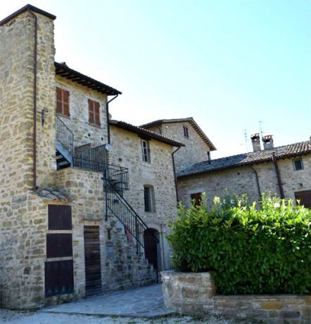 Castello Medioevale in Assisi  con Casa Vacanza