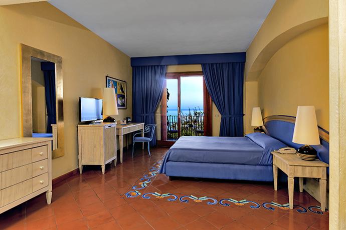 Resort&SPA con Suite vista mare nel Cilento