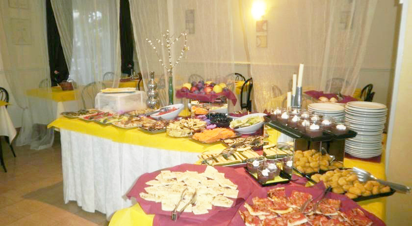 Il nostro buffet tipico romagnolo