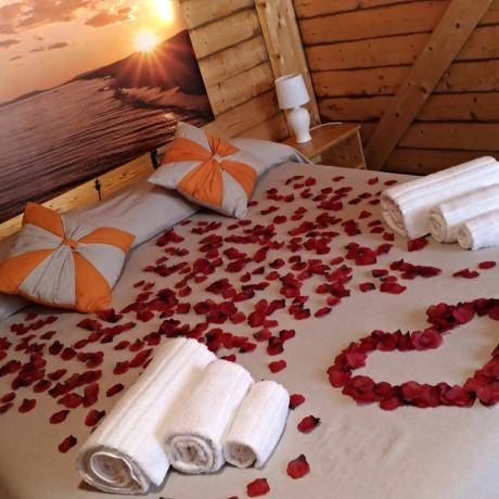 Romantica Suite vista Mare Argentario