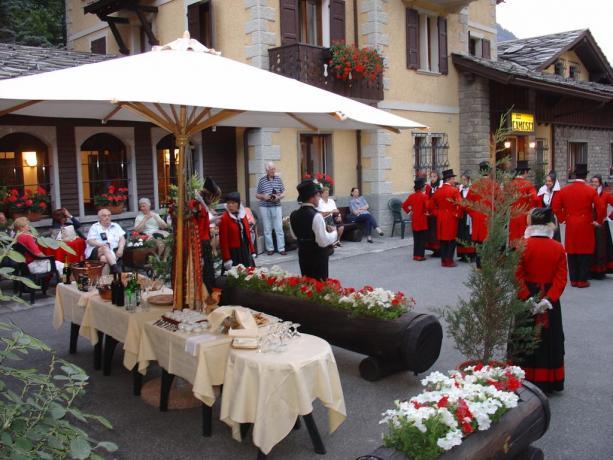 Hotel ideale per organizzare cerimonie particolari
