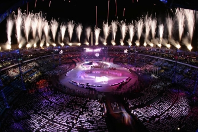 The olimpic games in Turin 2006