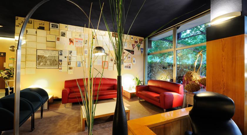 Reception Hotel con Benessere in prov. di Bologna