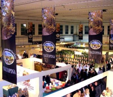 mostra mercato del tartufo nero valtopina
