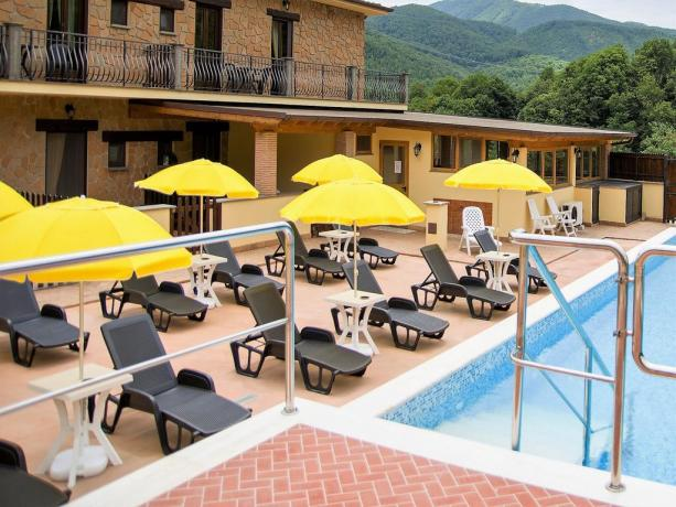 Agriturismo nel Lazio - con piscina esterna