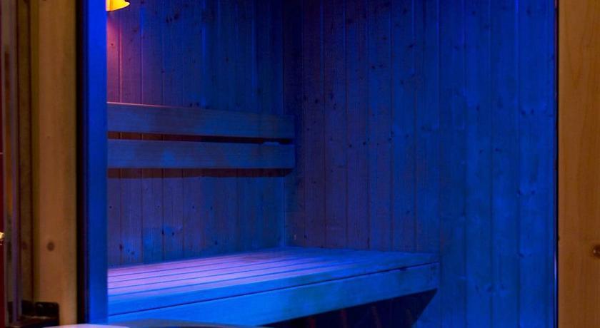 SPA Sauna in Chianciano Terme Hotel****